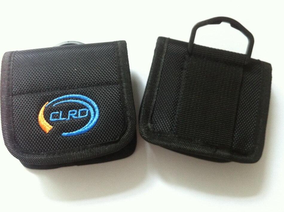Portátil durable 18650 batería almacenamiento caja de almacenamiento con bolsillos caja de almacenamiento hold 4 Uds 18650 batería