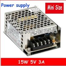 MS-15W-5 Mini-schaltnetzteil 15 Watt 5 V 3A in aktien