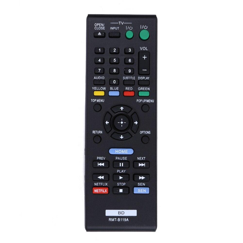 TV com Controle Remoto para Sony RMT-B119A BDP-BX110 BDP-BX310 BDP-BX510 BDP-BX59 BDP-S1100 BDP-S3100 BDP-S390 BDP-S5100 BDP-S590