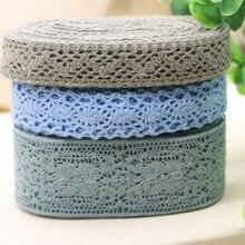 Tissu à coudre pour vêtements de 5 ans   Bricolage, garniture coton crocheté, décoration de mariage, accessoires artisanaux faits à la main