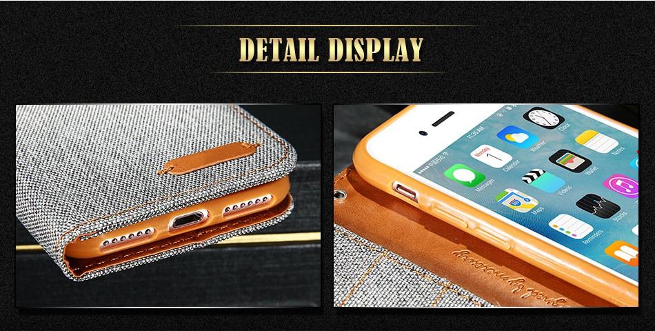 Kisscase stań portfel przerzuć przypadki dla iphone 6 6s 7 5 5S mody hit kolor slot kart skóra pokrywa dla iphone 7 6 s plus z logo 5