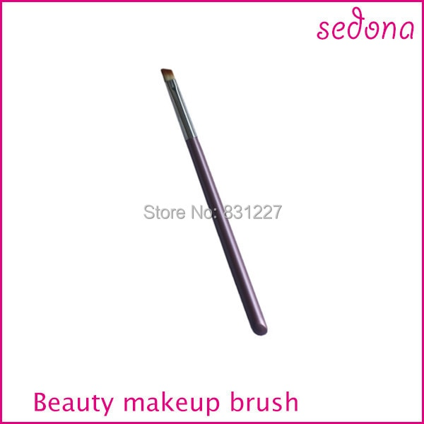 Sedona Mini lindo cepillo de cejas de nailon, cepillo de ojos cosmético precio al por mayor