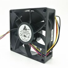 Delta FFB0812EH 8CM 80MM 8025 80*80*25MM 12V 0.80A ventilateur à 4 fils avec support PWM