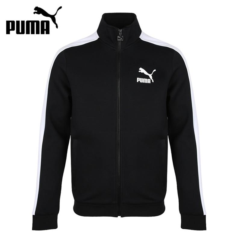 Original New Arrival 2019 PUMA Iconic T7 Track Jacket Dk Mens jacket  Sportswear