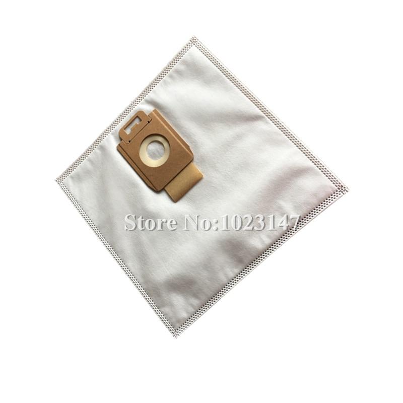 Bolsa de filtro para aspiradora 5x, bolsa de polvo y 1 filtro HEPA para Nilfisk GM300 P10 P20 P40 Power ECO alergy Special elite, etc.