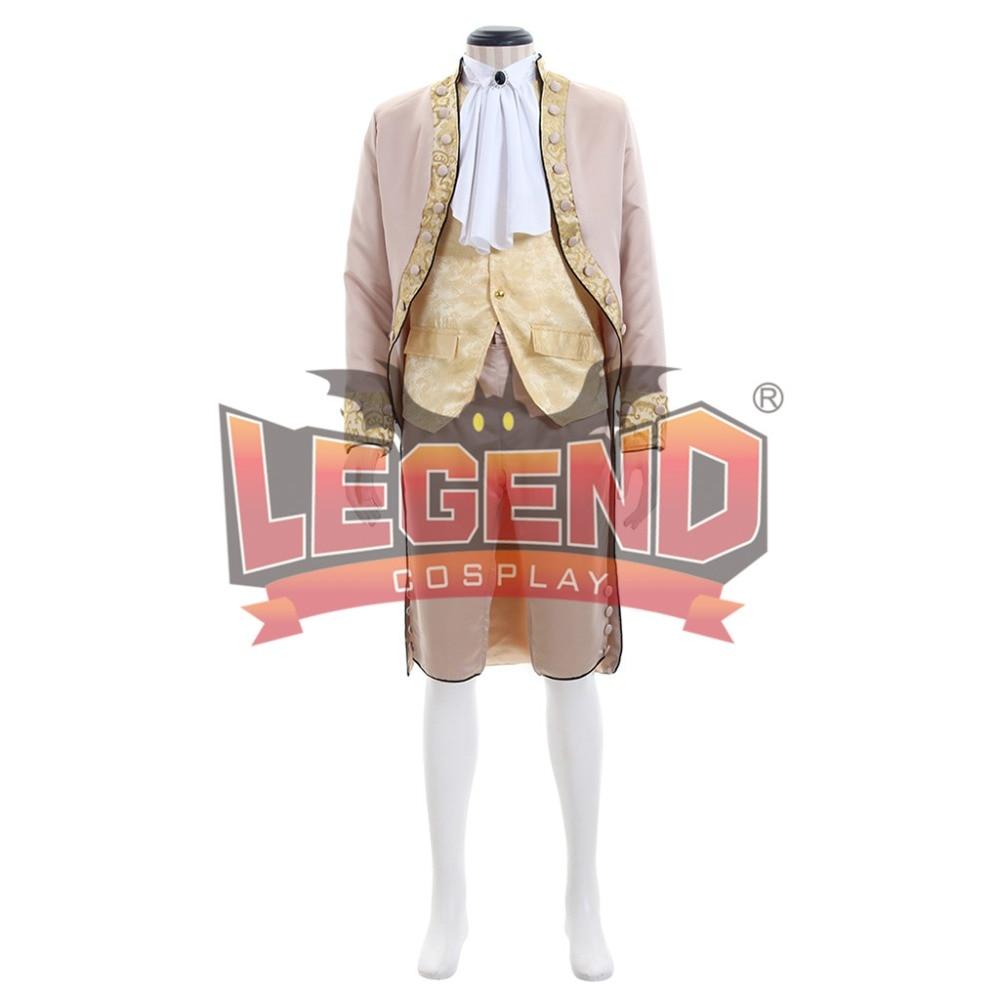 Мужская одежда 18-го века, нарядное платье, вечернее платье, наряд 1920-х годов, мужской костюм для косплея в средневековом стиле