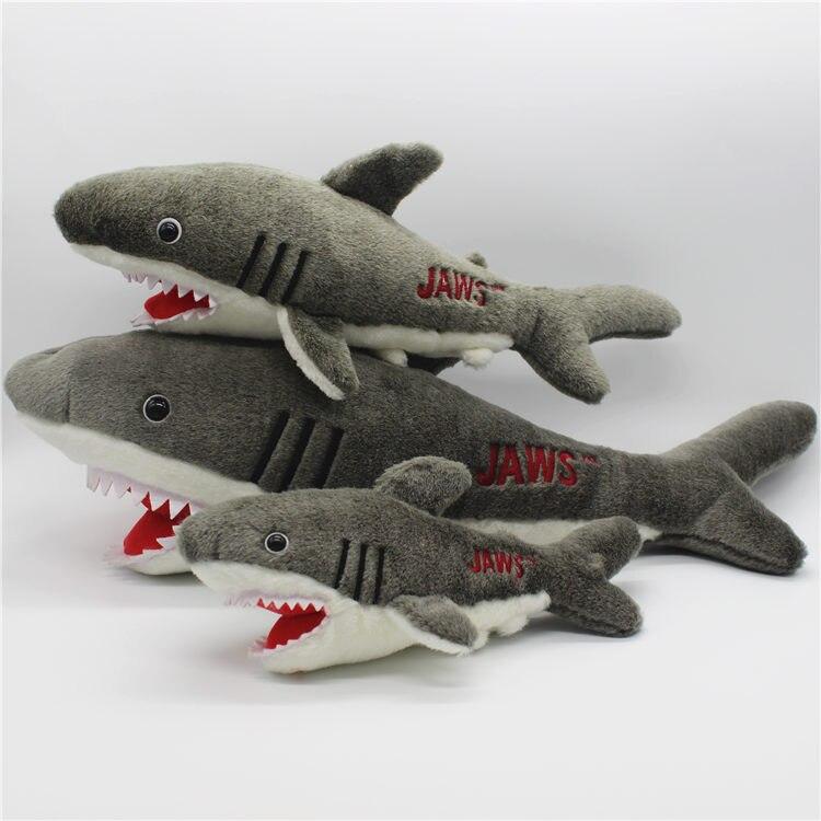 1 штука челюсть плюшевые игрушки акула животное кукла для детей Lover детские подарки и игрушки на день рождения