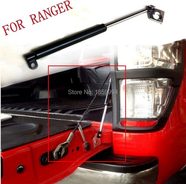 Для Ford ranger T6 T7 XL PX XLT WILDTRAK 2012-2016 MAZDA BT50 задняя стойка для ворот амортизатор газовая пружина замедленная