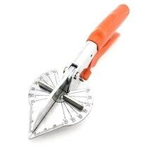 (Livraison directe) ciseaux dangle de bord de carte de bord de 45 degrés 90 degrés/ciseaux dangle multifonctions/ciseaux de coupe de fente de fil