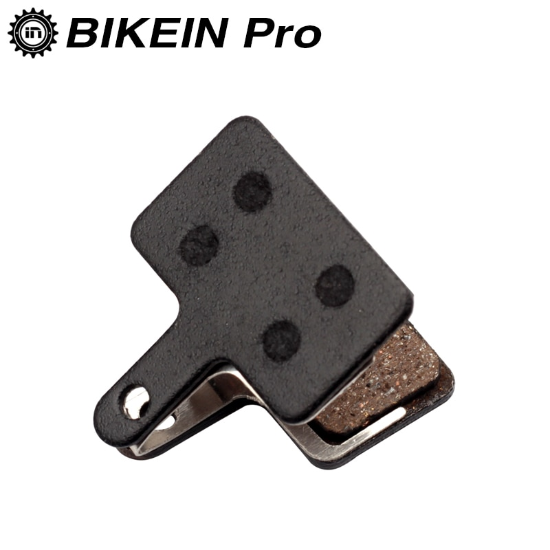BIKEIN 1 par resina freno de disco de bicicleta almohadillas para Shimano M355/M375/M395/M415/M416/M445/M446/M447/M475/M485/M495/M515/M525/M535