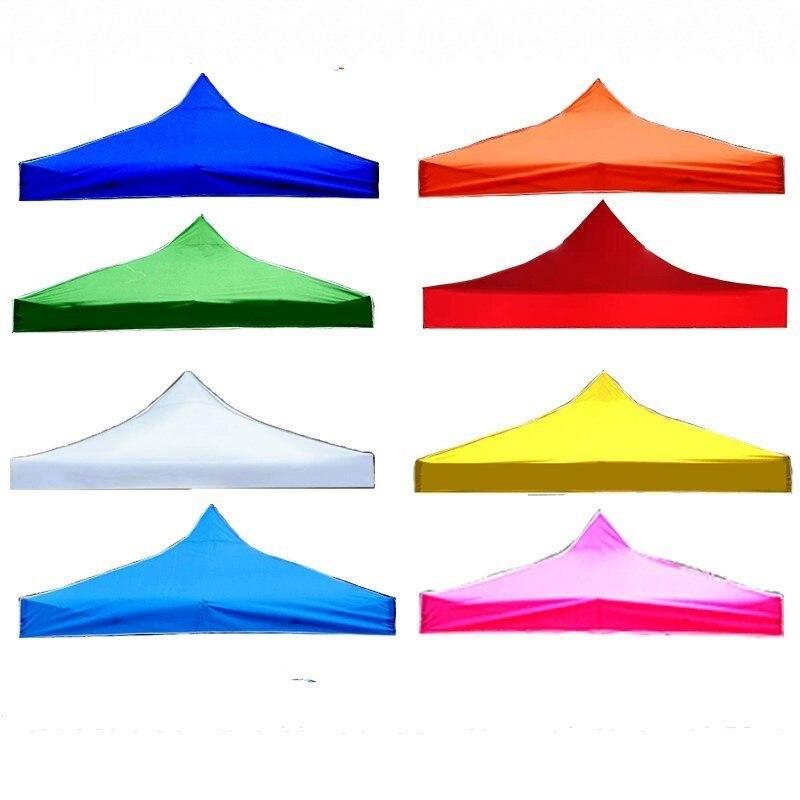 Pavillons TOP DACH Zelte Wasserdicht Garten Baldachin Im Freien Festzelt Markise Zelt Schatten Partei Pawilon Ogrodowy große schuppen falten blau