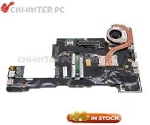 NOKOTION FRU 04Y1834 материнская плата для Lenovo thinkpad X220 X220i материнская плата для ноутбука i7-2640M CPU DDR3