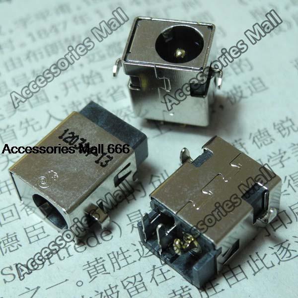 DC Power Jack para ACER Aspire 751 751 H para Ferrari 200 D250 ZG8 ZA3 AO531 531 H reemplazo de toma de corriente del conector DC