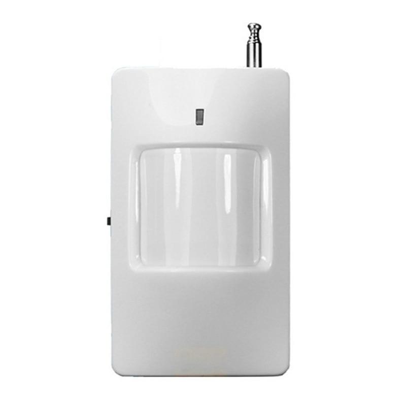 RF 433mhz Anti-Theft PIR Infrared Sensor Motion Detector Home Alarm Systems Security Alarm Host Alarm IP Camera Safety