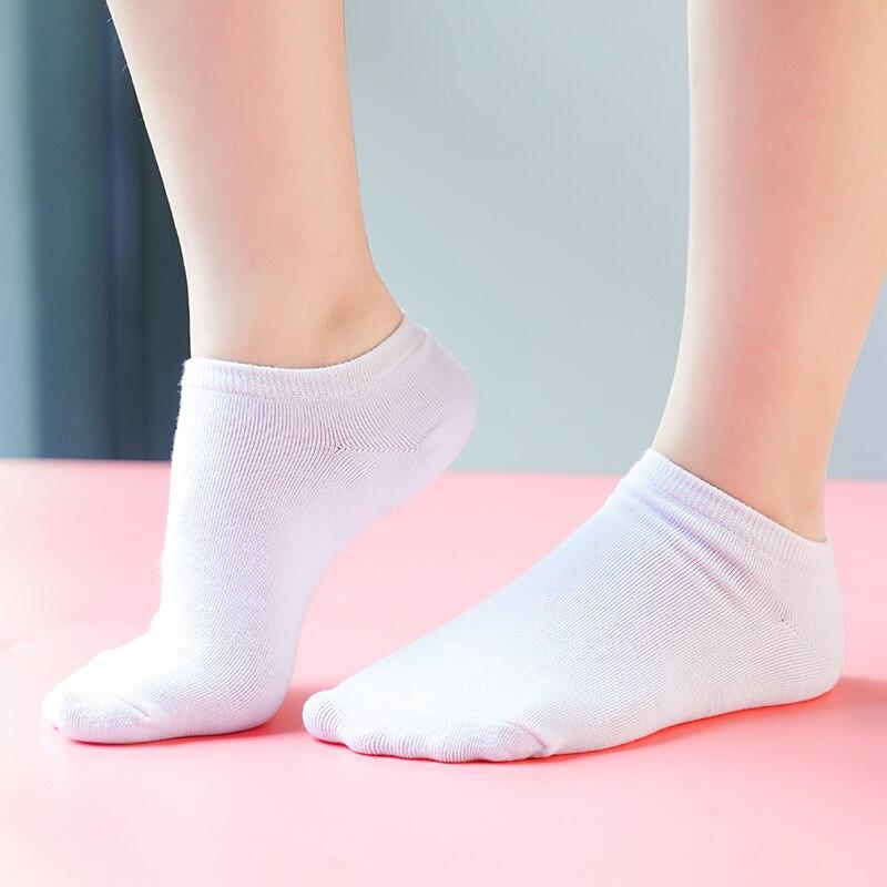 Wholesale Cheap White Ankle Socks Sports Athletic Sox High Quality Children Kids Short Socks 5 Pairs