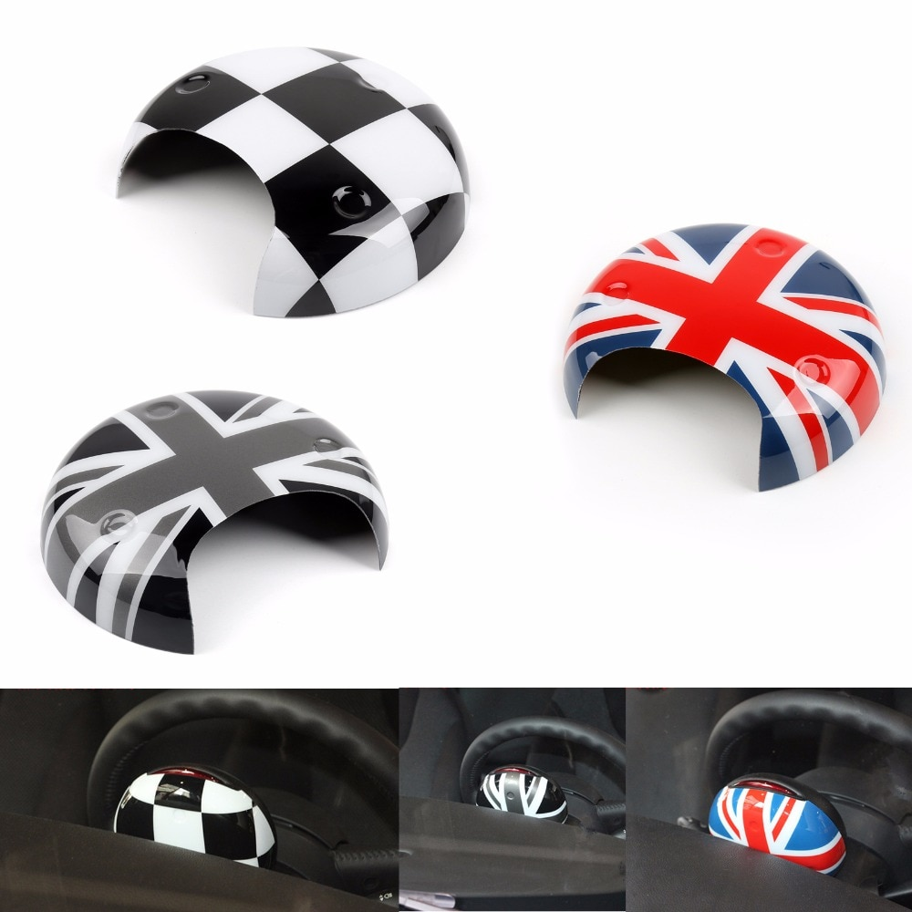 AliExpress - Areyourshop Car Tachometer Panel Cover for MINI COOPER R56 R58 R60 Union Jack UK Flag Checkered 1PC ABS Plastic Car Styling