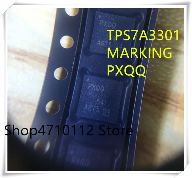 Nuevo 5 unids/lote TPS7A3301RGWR TPS7A3301 marcado PXQQ VQFN-20 IC