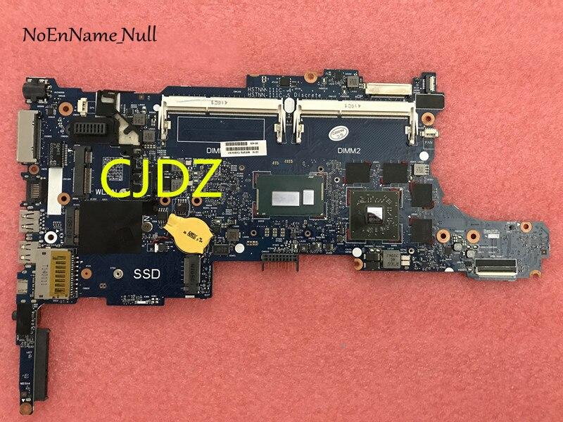 802524-501 802524-850-G1 840 G1 001 para HP Elitebook Laptop Motherboard I7-4500U 6050A2559101-MB-A03