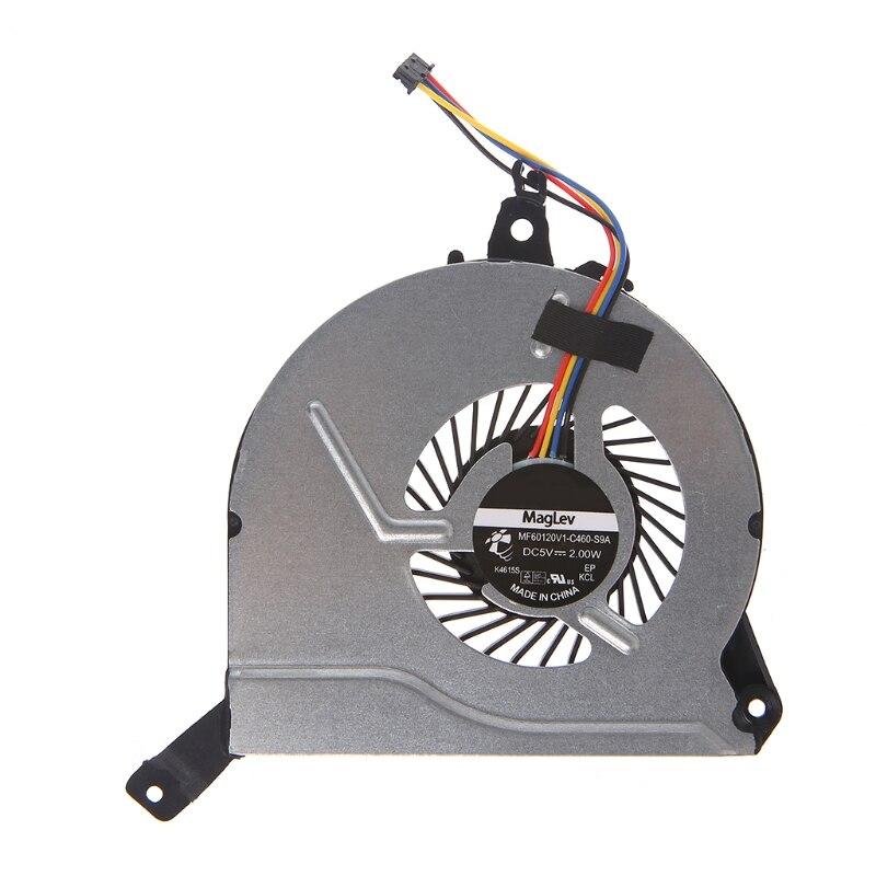 CPU Laptop Cooling Fan Cooler Para HP Série 15-P DFS200405040T FFDF 767776-001