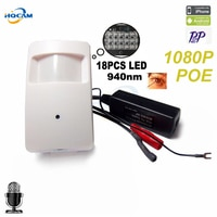 HQCAM 1080P POE IR mini ip camera hd night vision camera 940nm Pir Motion Detector Kamera Pir Style Ip Cam Covert PIR IP Camera