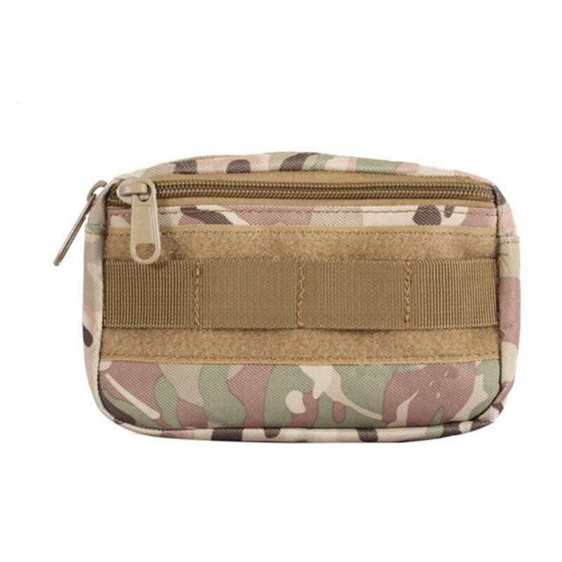 Organizador de bolsillo para caza, bolsa edc resistente al agua, bolsa de cinturón militar, bolsa de herramientas portátil para caza, pequeño campo de utilidad del ejército