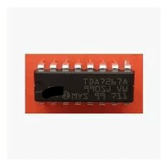 شحن مجاني 50 قطعة/الوحدة في الأسهم TDA7267 TDA7267A DIP16