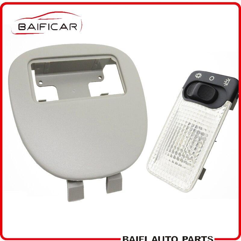 Baificar Brand New Genuine Interior Roof Light With Bulb Reading Lights Lamp Door 6362P3 For Peugeot 107 206 207 Citroen C2