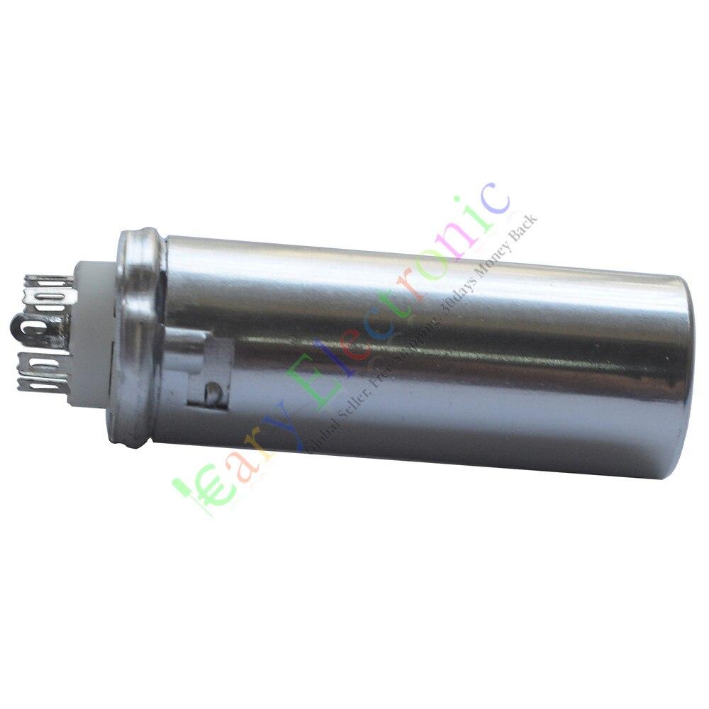 Venta al por mayor y venta al por menor 20pc 9pin de zócalos de tubo de vacío de 70mm escudo 12AX7 12AU7 ECC83 ECC82 envío gratis