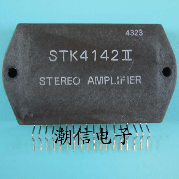 Nuevo original 1 Uds STK4142II módulo