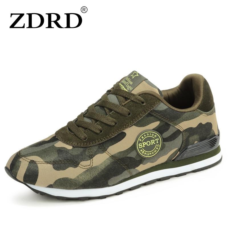 ZDRD nuevos zapatos casuales de moda de verano para hombres diseño ligero para caminar con cordones transpirables para amantes al aire libre