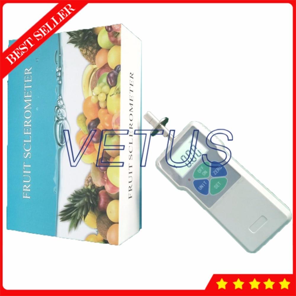 AGY-15 Apple pears hardness tester Fruit penetrometer with High precision Digital Sclerometer
