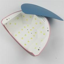 Sunone 24/48W UV LED Lamp Professional Nail Lampe LED Manicure UV Lamp Nail Dryer for UV LED Gel Nail Machine Infrared Sensor