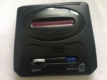 16 bit SEGA MD 2 Video Game console for Original SEGA game cartridge with 68 in 1classic games