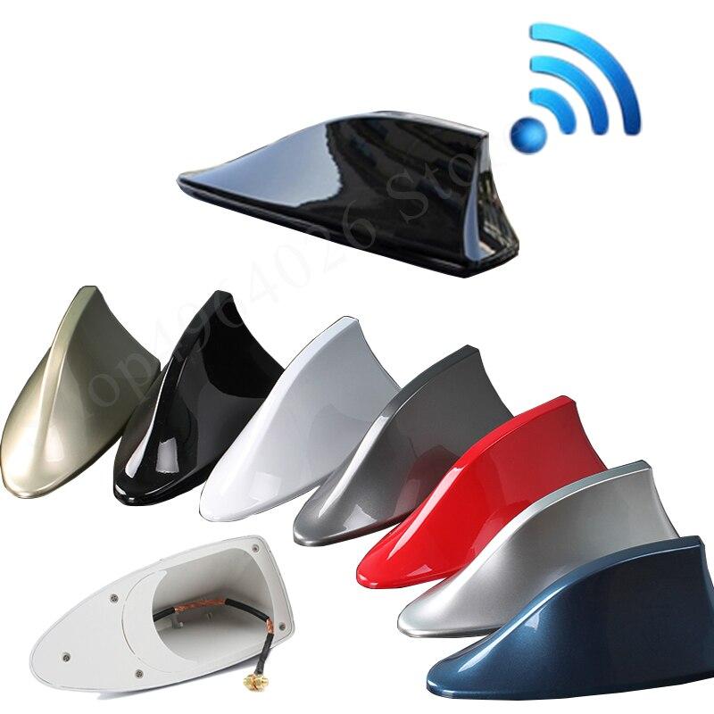 Para Peugeot 107 108 208 208GTI 308GTI 403 404 406 807 accesorios de coche accesorios de señal de coche accesorios de antena de aleta de tiburón