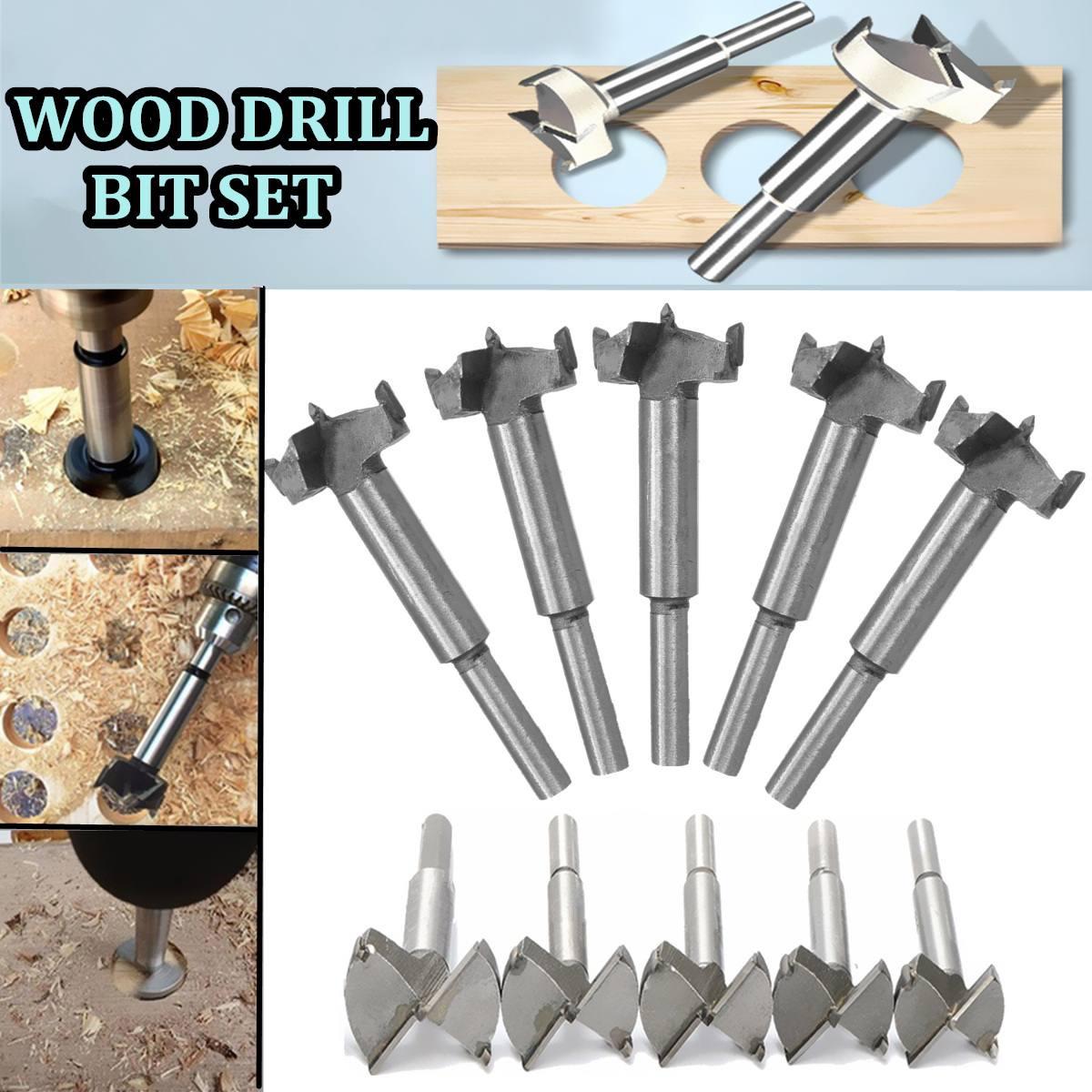 1 piezas 14mm-65mm bisagra Forstner broca Forstner madera broca autocentrante agujero VI cortador trabajo de la madera herramientas