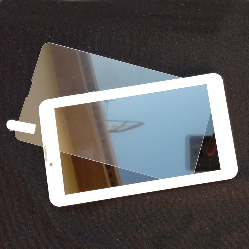 Película protectora de pantalla de vidrio transparente para FINEPOWER E1 E2 E3 E4 E5 B3 3G 7 pulgadas, protector de pantalla de vidrio templado para tableta