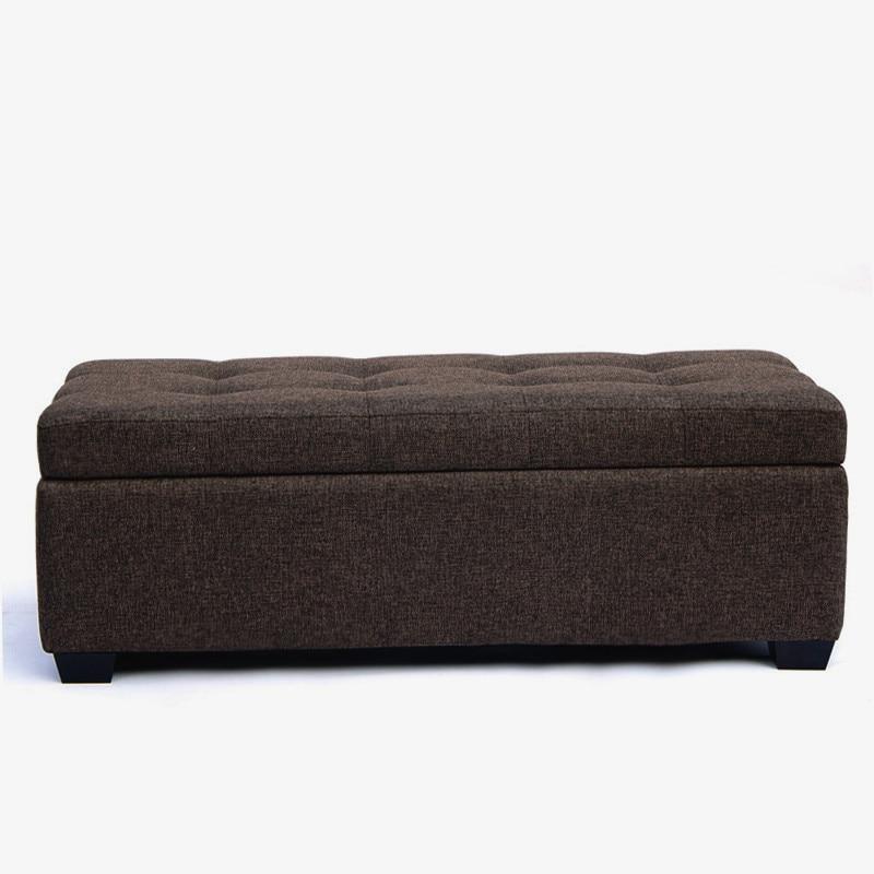 Большой стул для хранения одежды в европейском стиле, стул для дивана, скамейка из массива дерева, стул-трансформер для обуви
