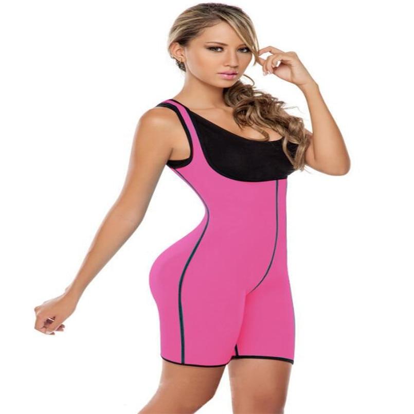 Frauen Running Set Abnehmen Body Sauna Anzug Taille Trainer Korsetts Neopren Körper Shaper Gewicht Verlust Fitness Gym Yoga Sportwear