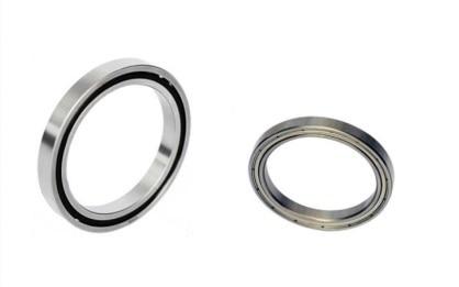 Gcr15 61820 2RS OR 61820 ZZ 100x125x13mm  High Precision Thin Deep Groove Ball Bearings ABEC-1,P0