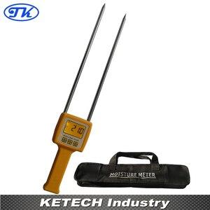 TK100S Corn,Wheat,Rice,Bean,Wheat Flour Food Moisture Meter