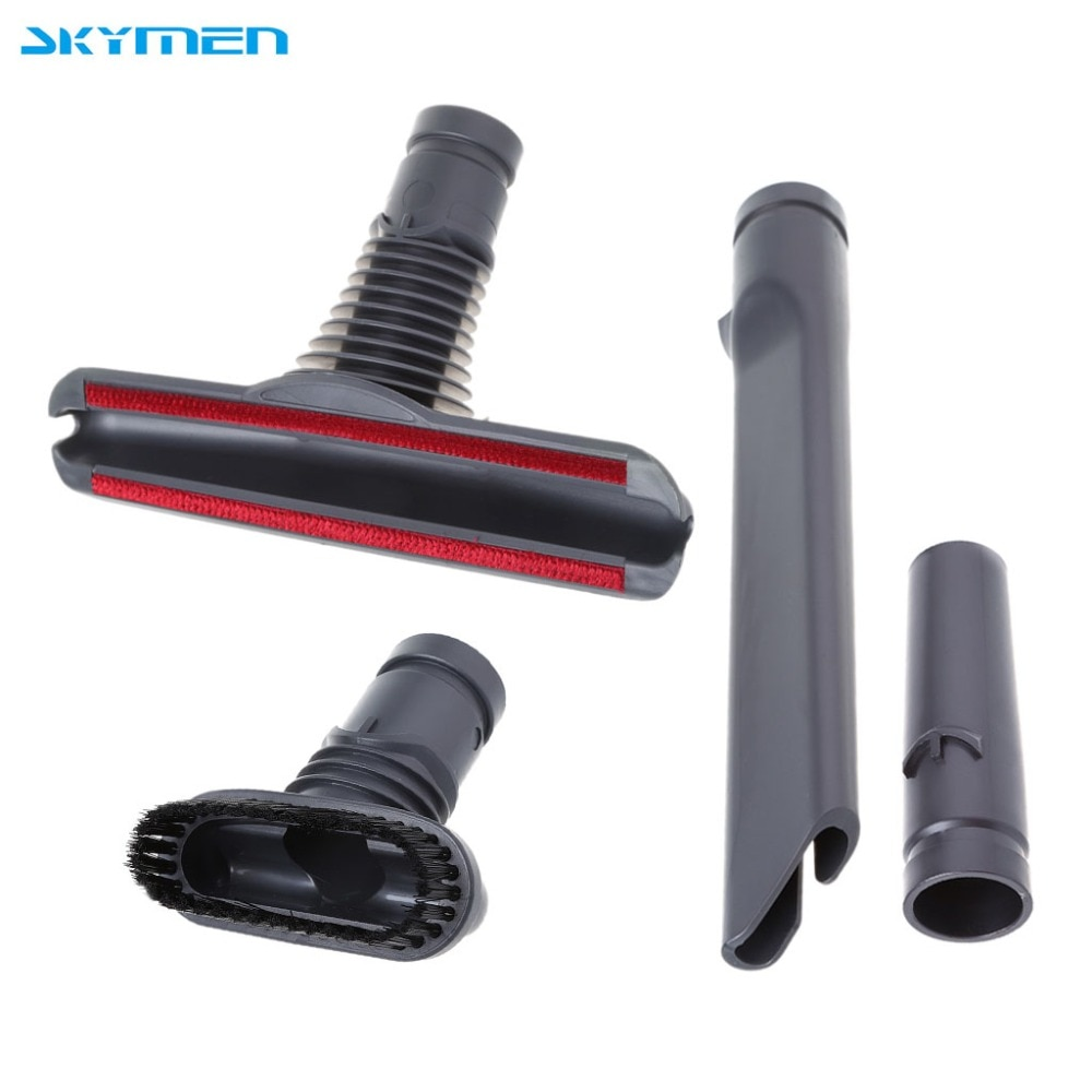 Набор кистей для пылесоса SKYMEN, 4 шт., инструмент для вакуумного крепления Dyson DC16 DC19T2 DC22 DC23 DC28 DC29 DC30 DC66