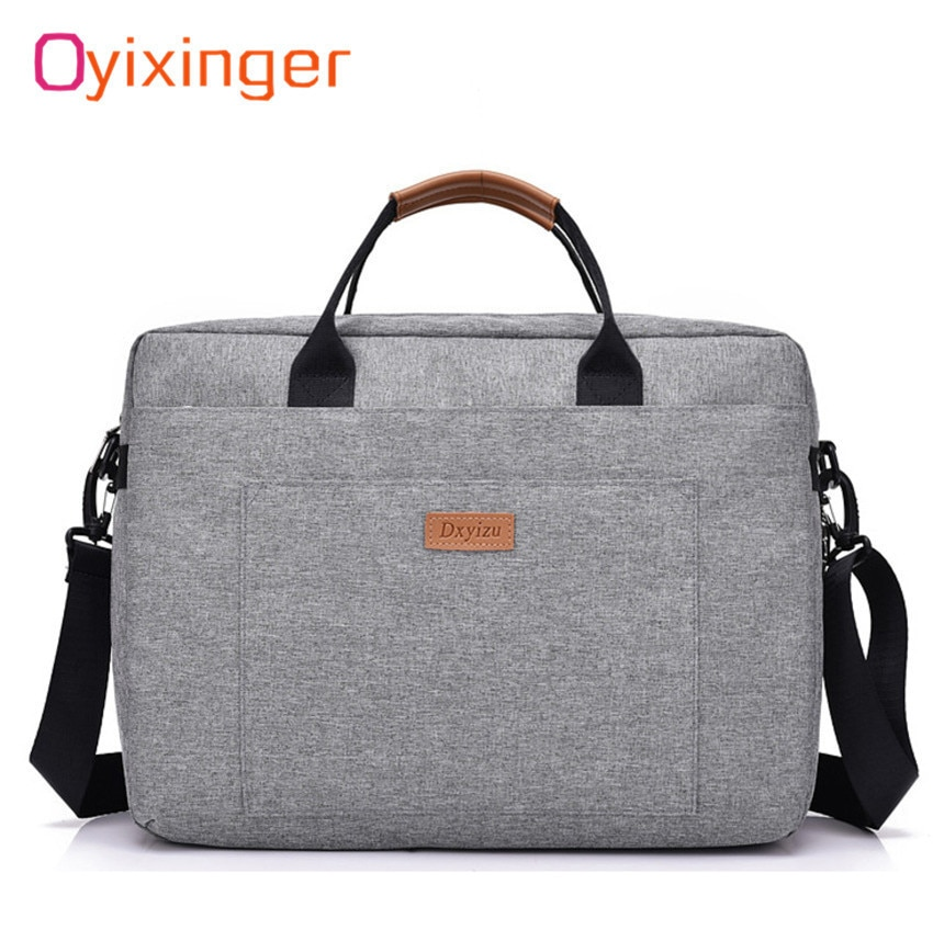 hawkwind hawkwind the business trip live Men Canvas Business Briefcase Office Travel Messenger Large Tote Women's Computer Work Bag Business Trip File Package Laptop Bag