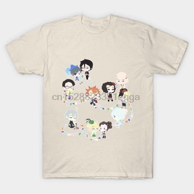 Camiseta de manga corta para hombre, camiseta negra Butler Noah & amp; #39s Ark Circus Black Butler, camiseta para mujer