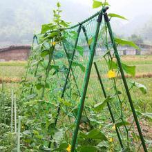Durable Nylon Spalier Net Garten Netting Anlage Unterstützung für Klettern Pflanzen Gemüse Garten Hohe Qualität Dropshipping
