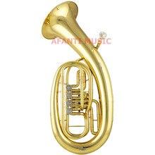 Afanti Music Bb tone/Amarillo Latón/oro laca barítono (BAR-104)