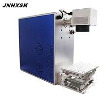 Alta Qualidade China 10 w Marcação A Laser de Fibra Portátil Máquina Da Marcação do Metal Máquina de Gravura do Laser Para Marcação de Metal & Plástico