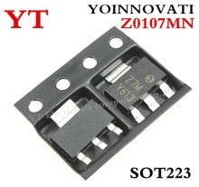 100 шт./лот Z0107 mn Z0107 Z7M SOT223 IC, лучшее качество
