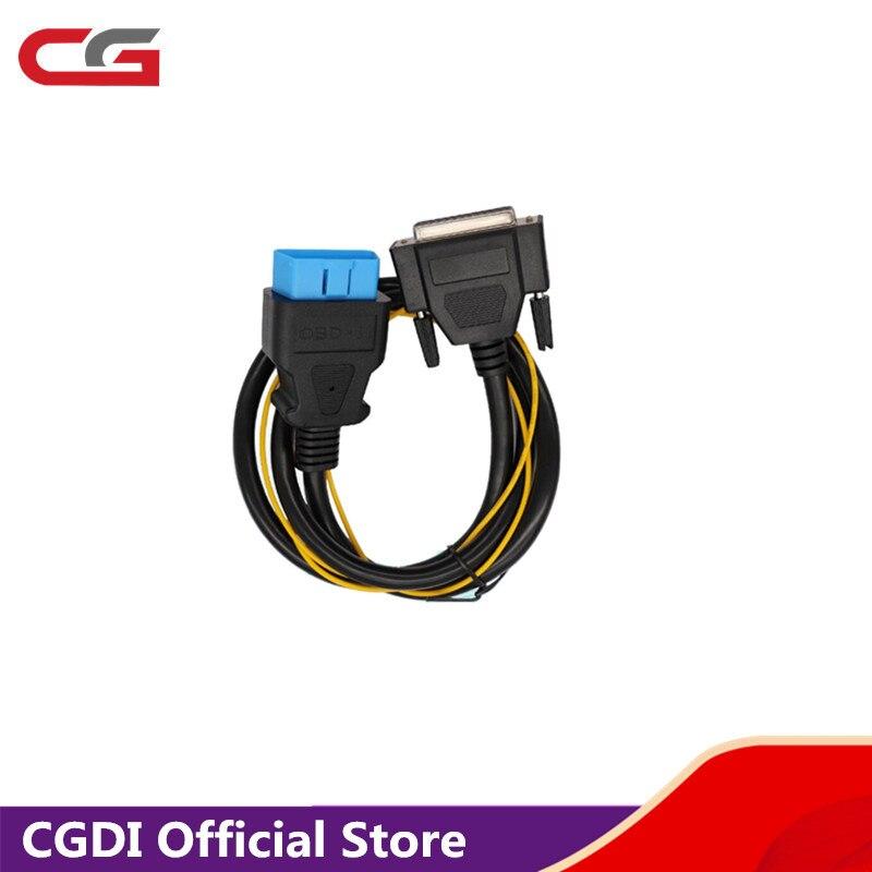 Línea de conexión OBD para CGDI Prog para MB para programador de llaves Benz