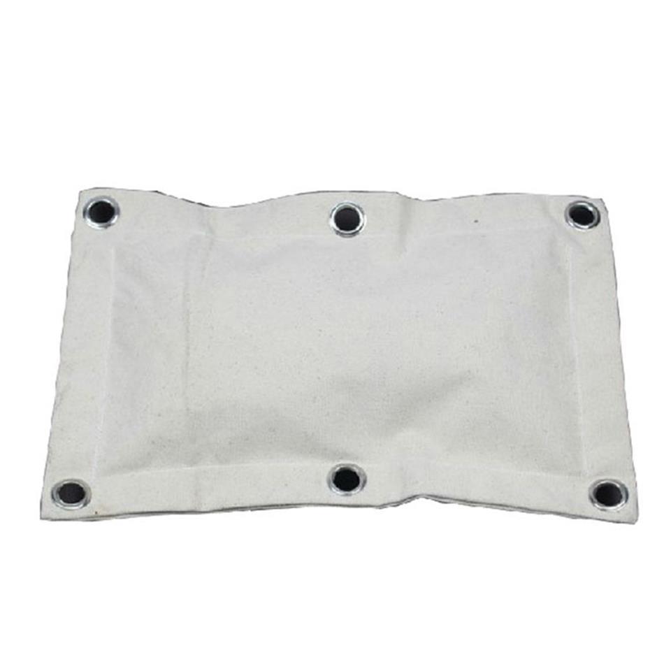 40*25cm Fitness Kung Fu Wing Chun Canvas Wall Bag Boxing Kick Training Punch Bag Gym Workout Box Striking Tools Empty Bag