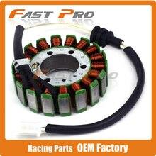 Magnéto moteur Stator bobine de charge   Pour Yamaha YZF R6 YZF600 99 00 01 02 moto
